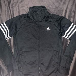 Boy's adidas zip up